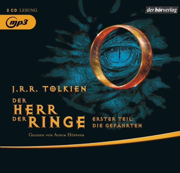 Herr der Ringe. Die Gefährten. 2 MP3-CDs - John Ronald Reuel Tolkien