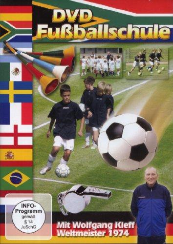 DVD Fußballschule mit Wolfgang Kleff