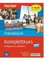Komplettkurs Französisch: Anfängerkurs & Aufbaukurs - Brian Hill [2 Bücher, 2 Hefte, 8 CDs]