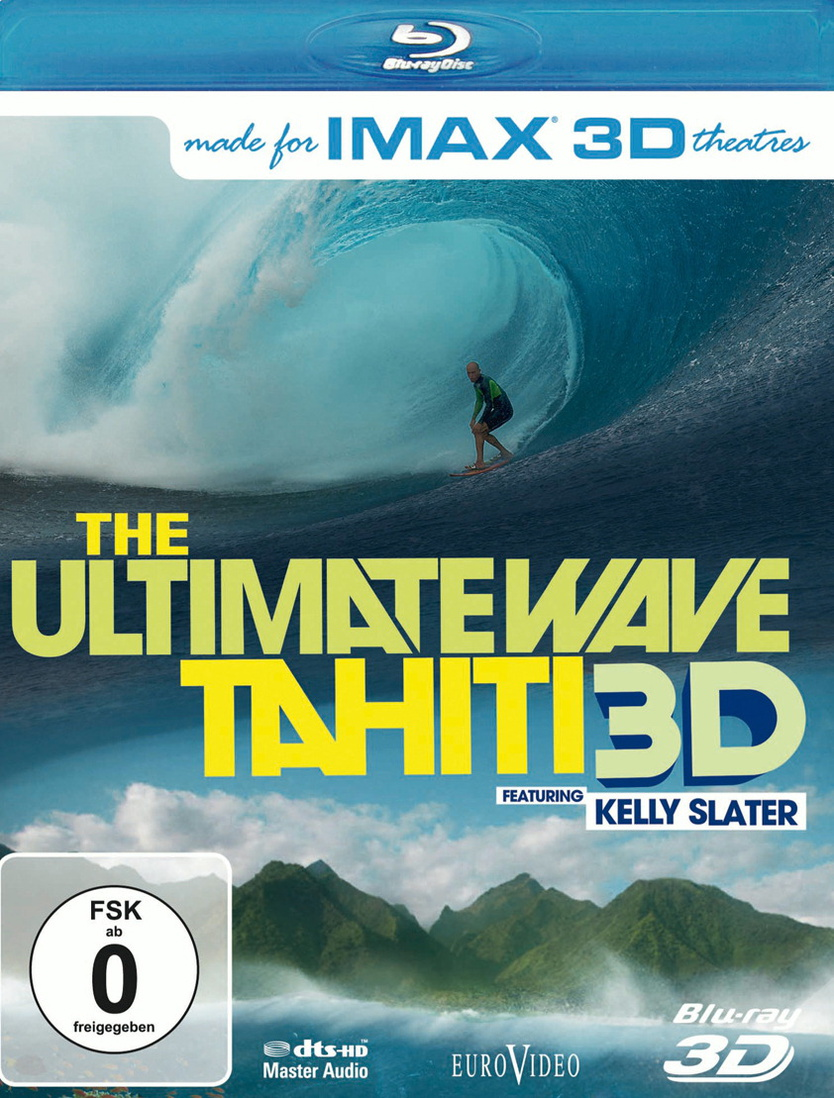 IMAX: The Ultimate Wave Tahiti featuring Kelly Slater 3D