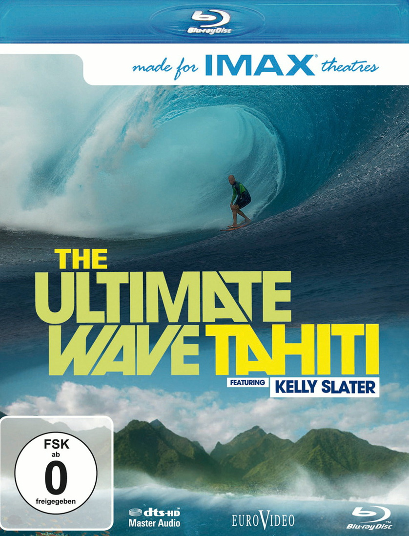 IMAX: The Ultimate Wave Tahiti featuring Kelly Slater