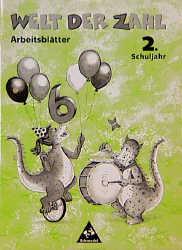 Welt der Zahl - Ausgabe 1998 für Grundschulen: ...