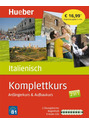 Komplettkurs Italienisch: Anfängerkurs & Aufbaukurs [8 CDs, 2 Übungsbücher, 1 Begleitheft]