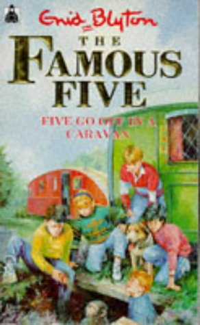 Five Go Off in a Caravan (Knight Books) - Enid ...