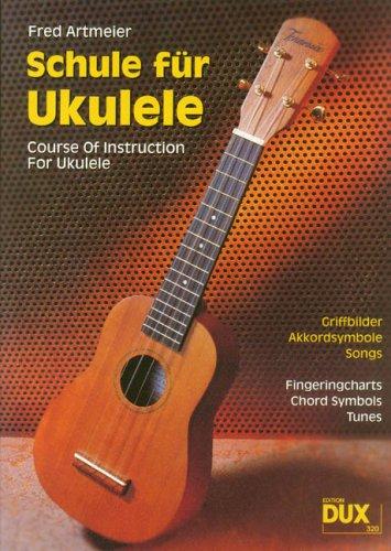 Schule für Ukulele - Fred Artmeier