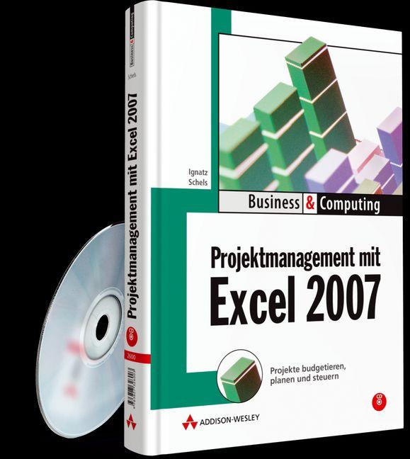 Projektmanagement mit Excel 2007: Projekte budg...