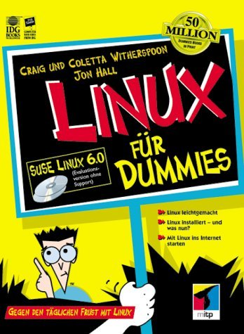 SuSE Linux für Dummies. Gegen den täglichen Fru...
