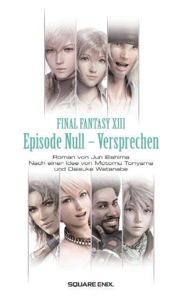 Final Fantasy XIII - Episode Null-Versprechen