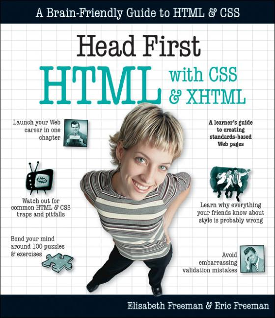 Head First HTML with CSS and XHTML - Eric Freeman