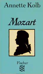 Mozart - Annette Kolb