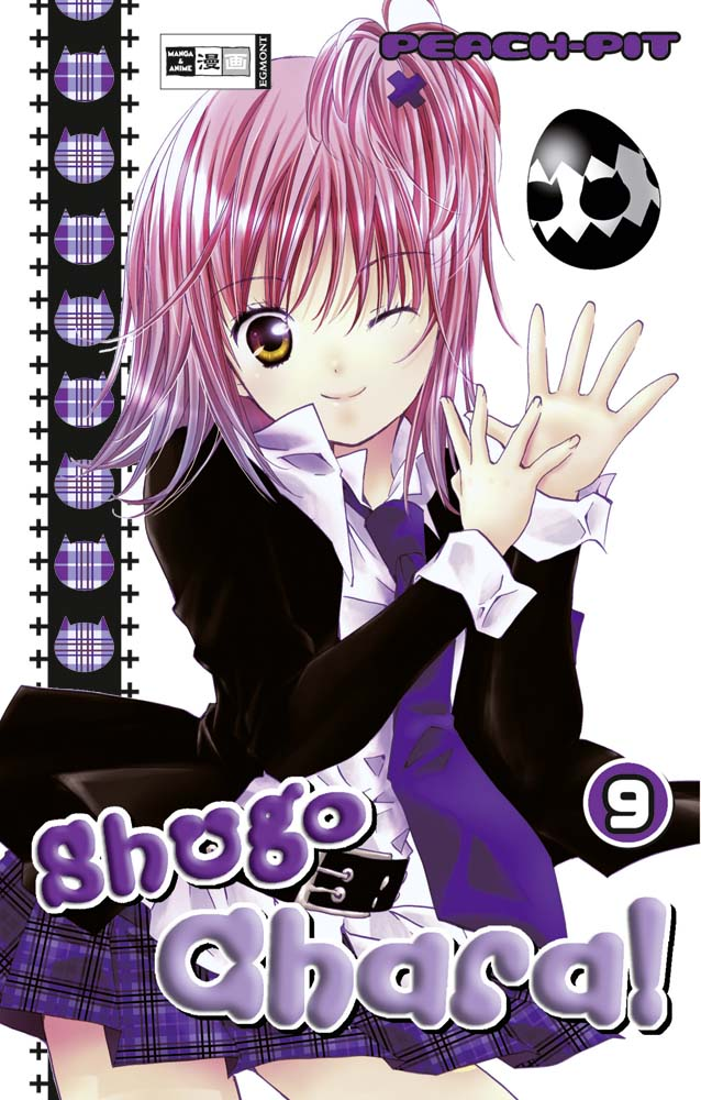 Shugo Chara! 09 - Peach-Pit