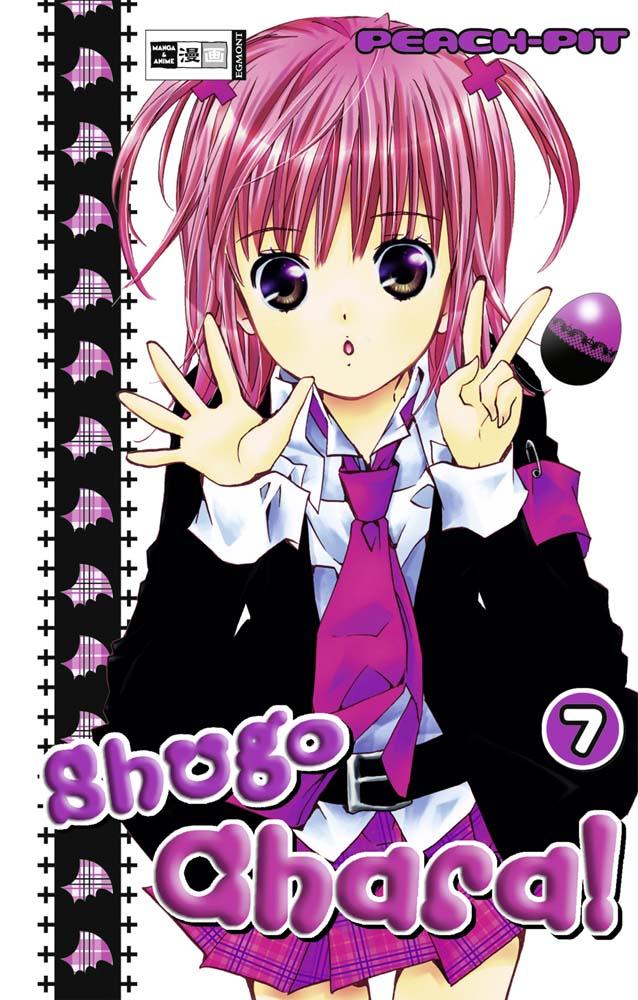 Shugo Chara! 07 - Peach-Pit