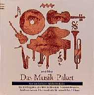 Das Musik-Paket. Ein Streifzug durch die Welt d...