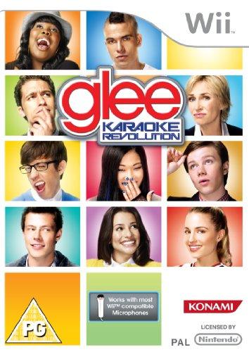 Karaoke Revolution Glee Vol.1 [Only Game, Inter...