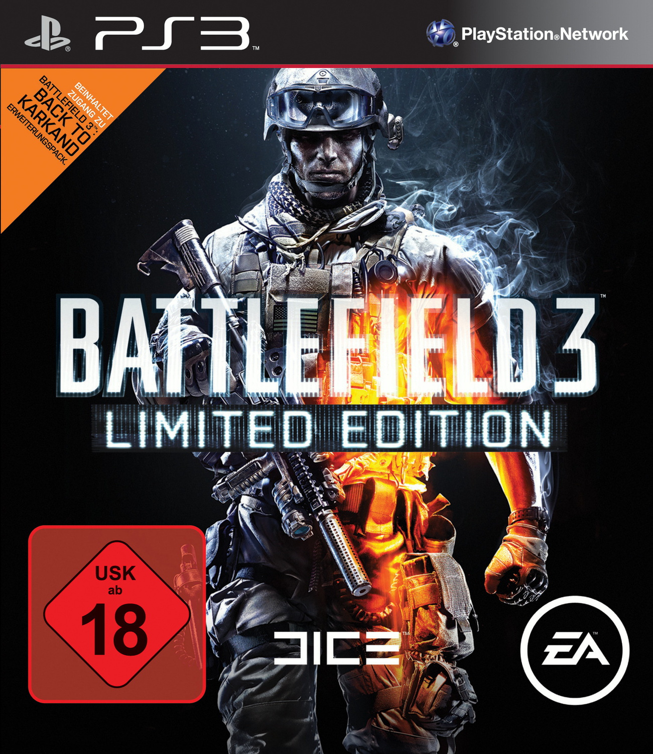 Battlefield 3 [Limited Edition]