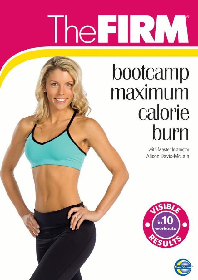 Gaiam: The Firm: Boot Camp Maximum Kalorien Ver...