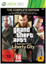 Grand Theft Auto IV & Episodes from Liberty City [The Complete Edition, Internationale Version]