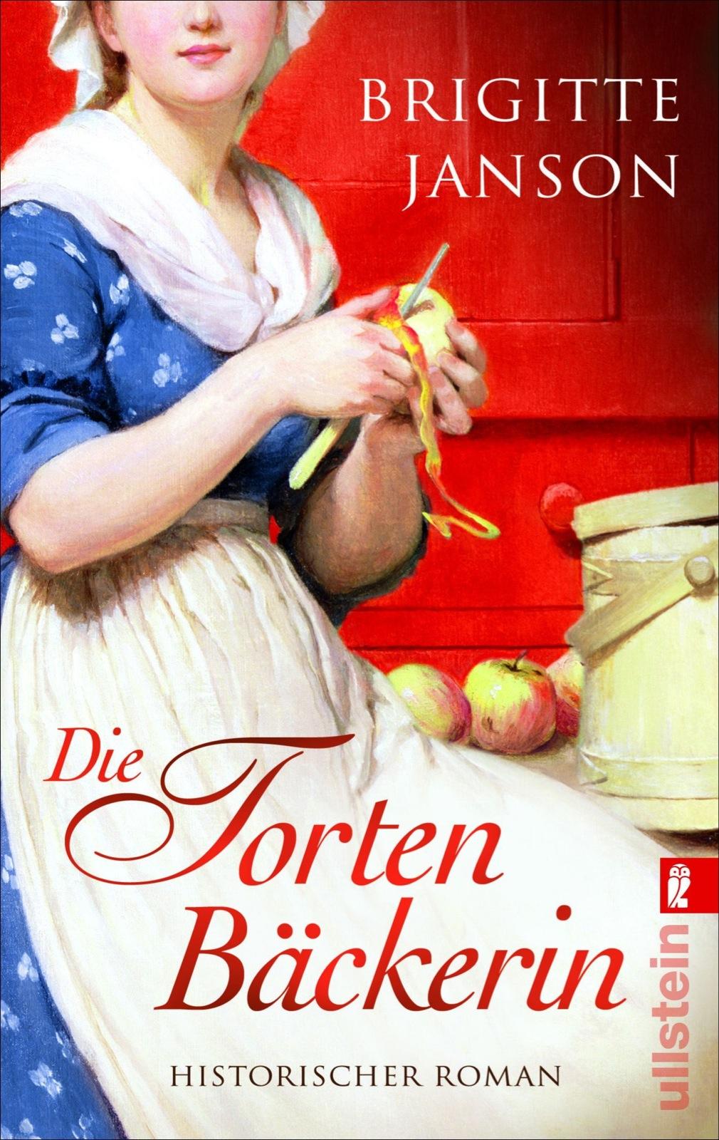 Die Tortenbäckerin - Brigitte Janson