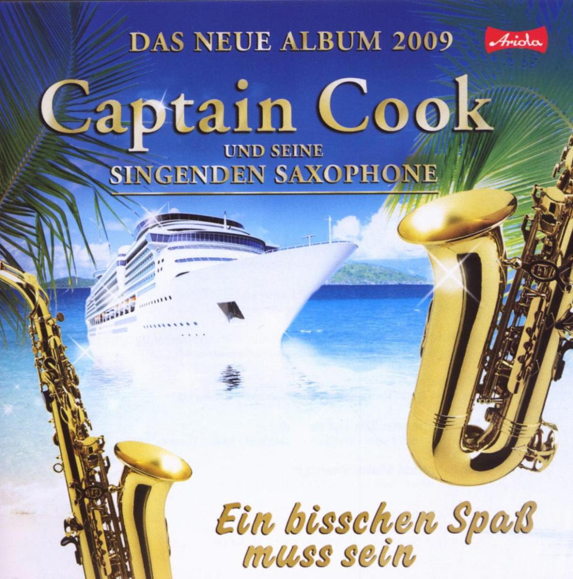 Captain Cook und seine singenden Saxophone - Ei...