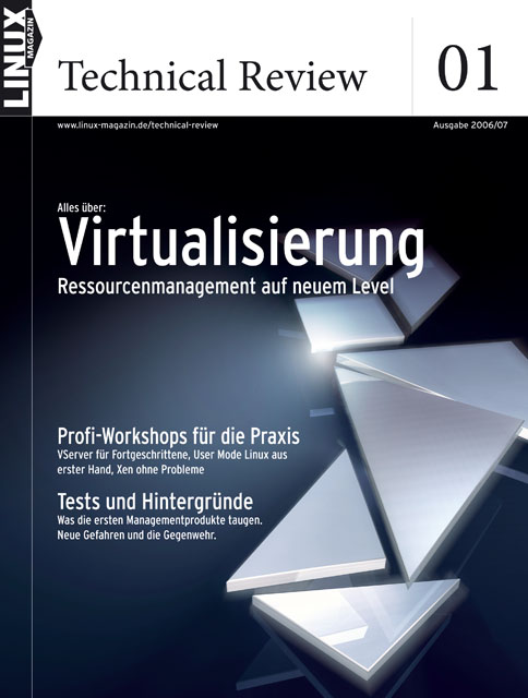Linux Technical Review 01: Virtualisierung - Je...