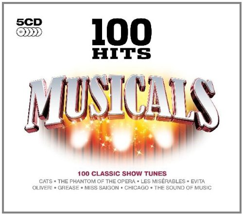 Various - 100 Hits Musicals