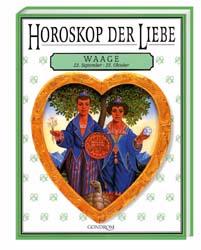 Horoskop der Liebe: Waage [Gebundene Ausgabe]
