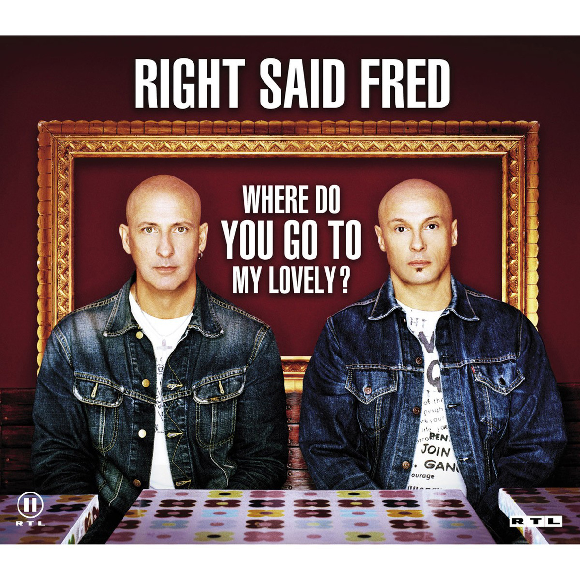 Right Said Fred - Where Do You Go to My Lovely