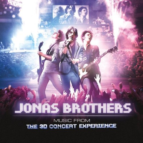 Jonas Brothers - Music from the 3 d Concert Exp...