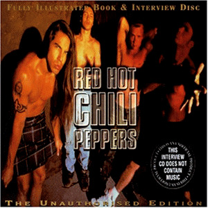 Red Hot Chili Peppers - Interview CD & Book