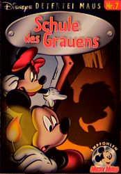 Detektei Maus, Nr.7, Schule des Grauens - Walt ...