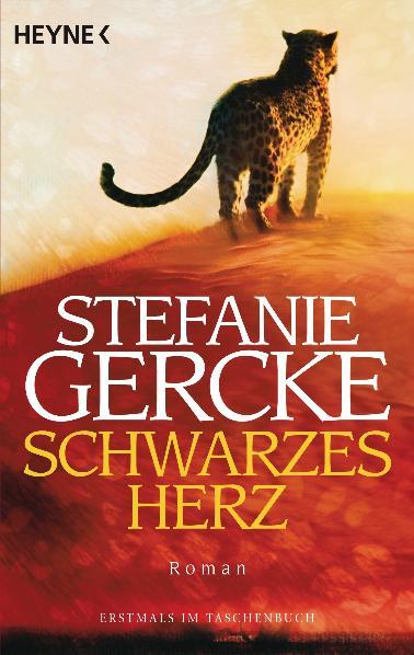 Schwarzes Herz - Stefanie Gercke