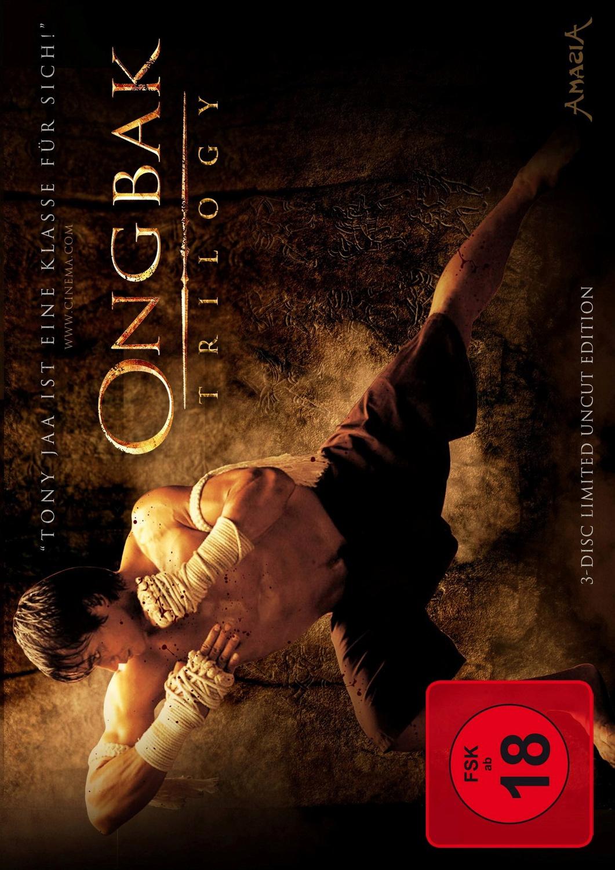 Ong Bak Trilogy [Limited Uncut Edition, Steelbook]