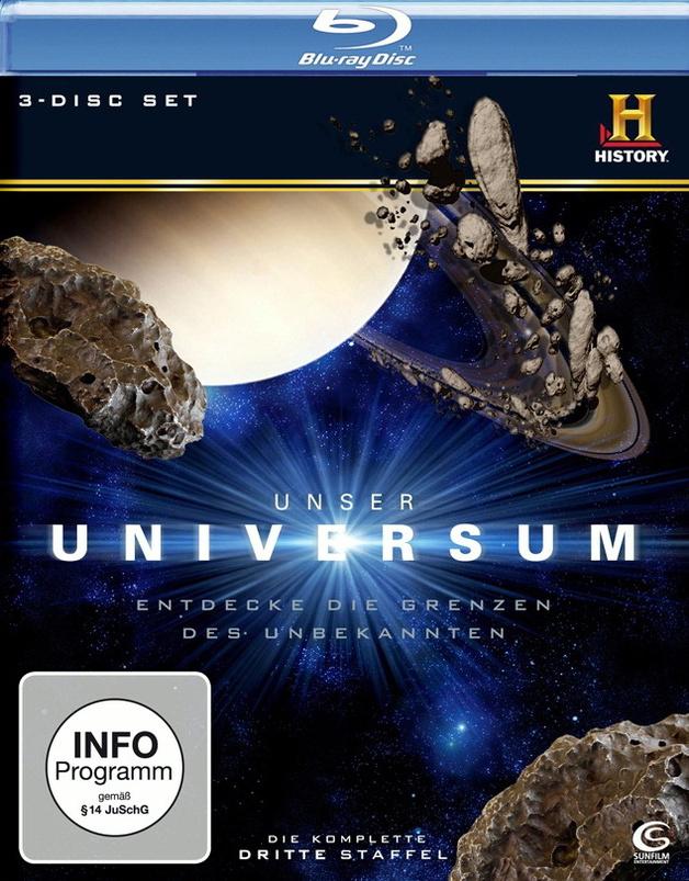 Unser Universum Staffel 3