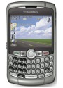 Blackberry 8310 Curve silber