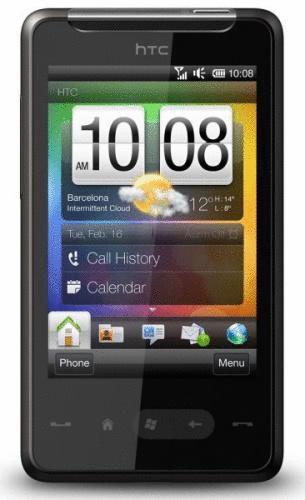 HTC HD Mini schwarz