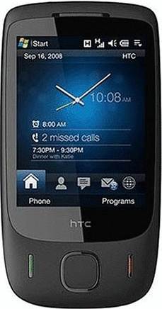 HTC Touch 3G braun