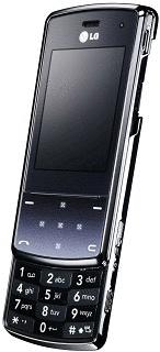 LG KF510 grey