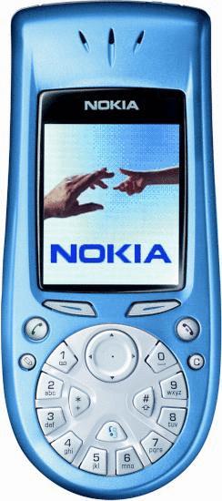 Nokia 3650 blau