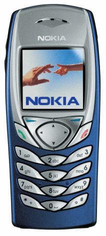 Nokia 6100 blau