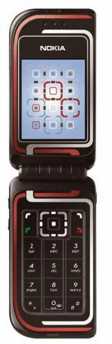 Nokia 7270 steel grey