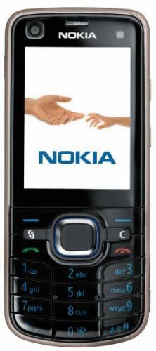 Nokia 6220 classic black