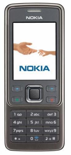 Nokia 6300i grey