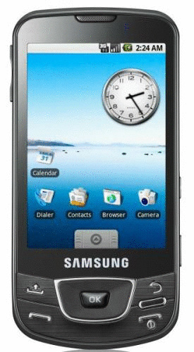 Samsung I7500 Galaxy onyx black