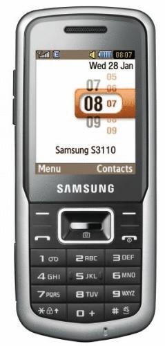 Samsung S3110 grau