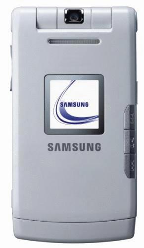 Samsung Z510 weiß