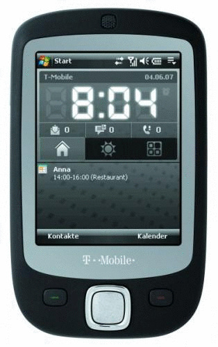 T-Mobile MDA Touch