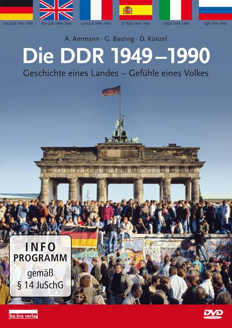 Die DDR 1949-1990: Geschichte eines Landes - Ge...
