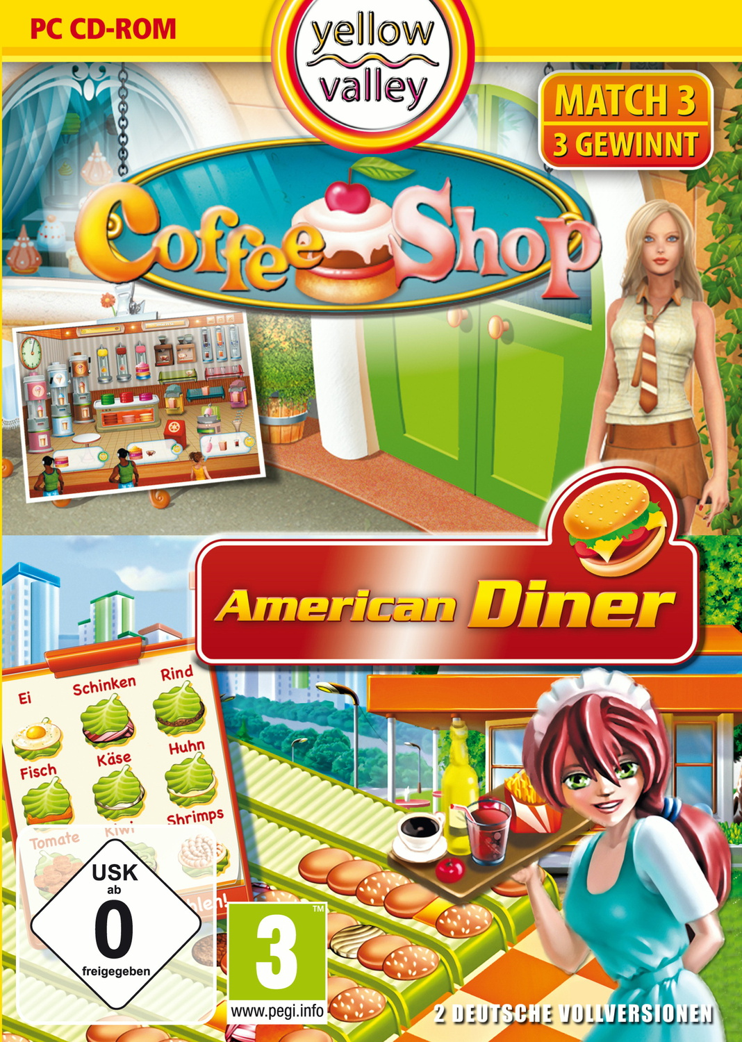 Coffee Shop / American Diner