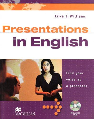 Presentation English. Student´s Book mit DVD - ...