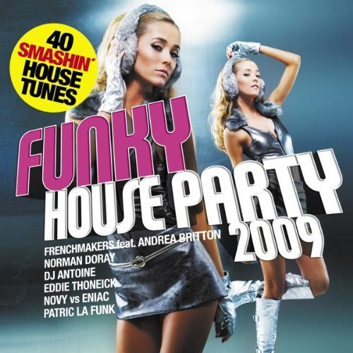 Various - Funky House Party 2009